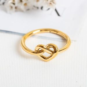 Kate Spade Loves Me Knot ring Size 7